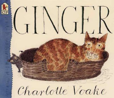 Ginger Cover Image
