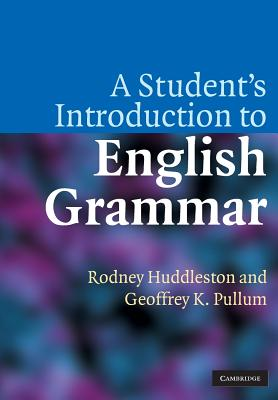 A Student's Introduction to English Grammar Cover Image