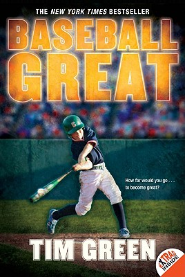 Baseball Great Cover