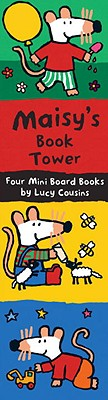 Maisy's Book Tower Cover