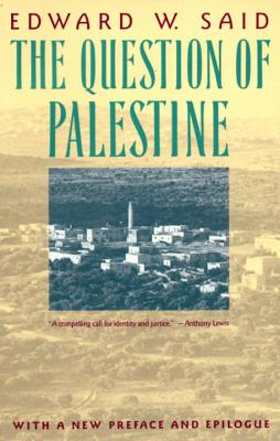 The Question of Palestine Cover