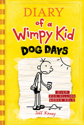 Dog Days Diary Of A Wimpy Kid 4 Hardcover Quail Ridge Books