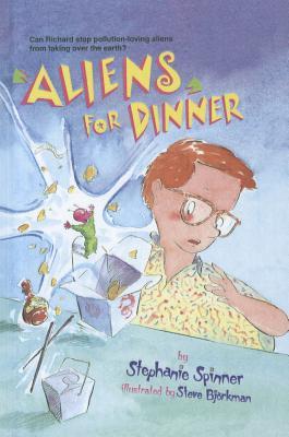 Aliens for Dinner Cover Image