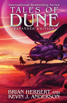 Tales of Dune: Expanded Edition Cover Image