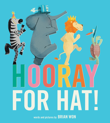 Hooray for Hat! (Board Book) Cover Image