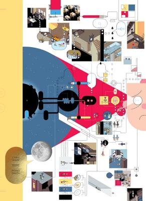 Cover for Monograph by Chris Ware