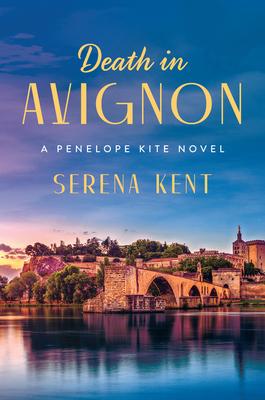 Death in Avignon: A Penelope Kite Novel Cover Image