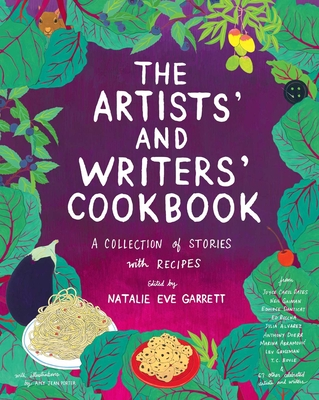 The Artists' and Writers' Cookbook Cover