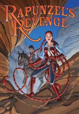 Rapunzel's Revenge Cover Image