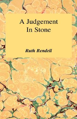 Judgement in Stone Cover