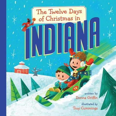 The Twelve Days of Christmas in Indiana Cover Image