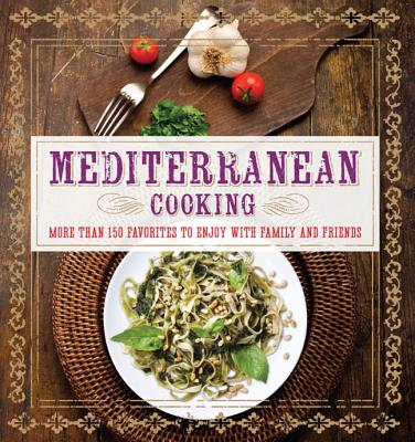 Cover for Mediterranean Cooking