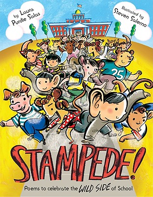 Stampede! Cover