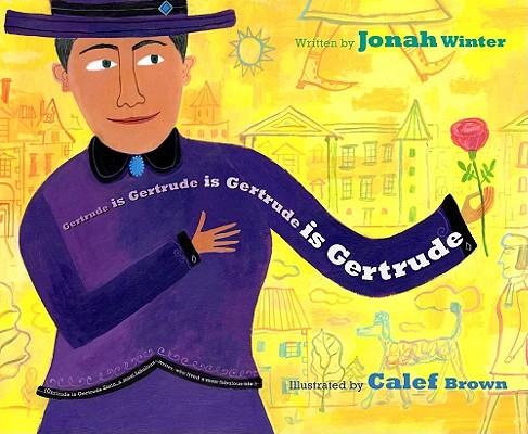 Gertrude is Gertrude is Gertrude is Gertrude Cover Image