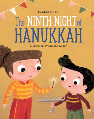 The Ninth Night of Hanukkah Cover Image