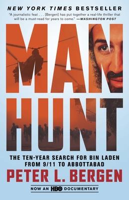Manhunt Cover