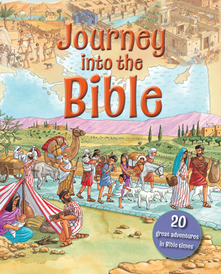Journey Into the Bible Cover