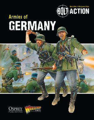 Bolt Action: Armies of Germany Cover Image