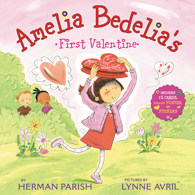 Amelia Bedelia's First Valentine Holiday Cover Image