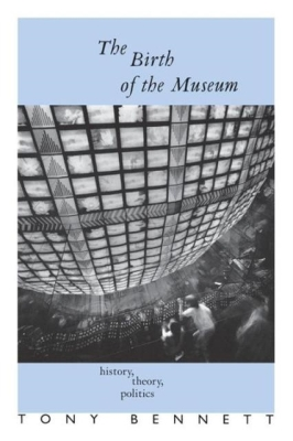 The Birth of the Museum Cover