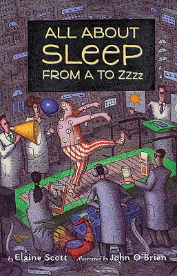 All About Sleep From A to Zzzz Cover
