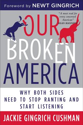 Cover for Our Broken America