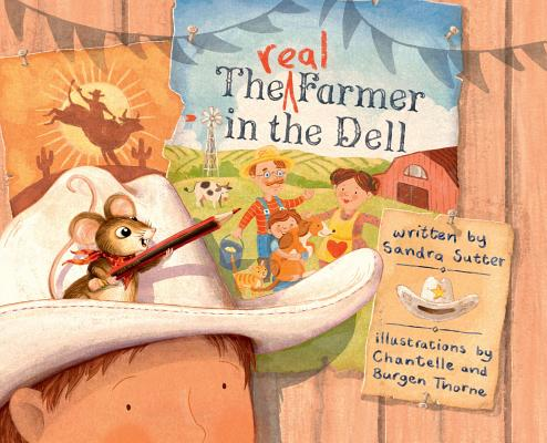 Cover for The Real Farmer in the Dell