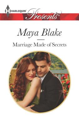 Marriage Made of Secrets Cover