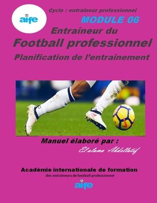Football professionnel: Planification de l'entrainement Cover Image