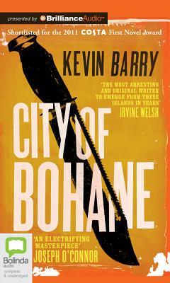 City of Bohane Cover Image