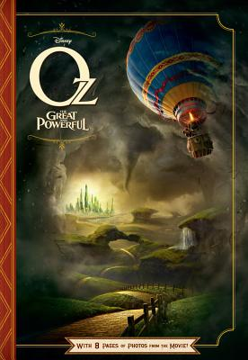 Oz the Great and Powerful Cover