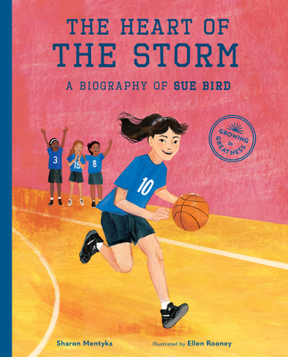 Cover for The Heart of the Storm