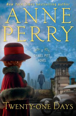 Twenty-one Days: A Daniel Pitt Novel Cover Image