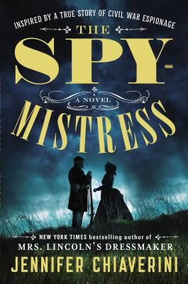 The Spymistress Cover