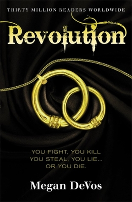 Revolution: Book 3 in the Anarchy series Cover Image