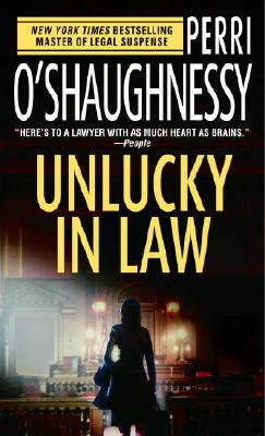 Unlucky in Law Cover