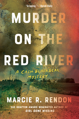 Murder on the Red River (MN Edition) (A Cash Blackbear Mystery #1) Cover Image
