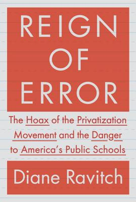 Reign of Error Cover