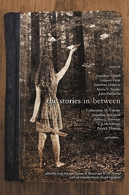 The Stories in Between: A Between Books Anthology Cover Image