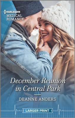 December Reunion in Central Park Cover Image