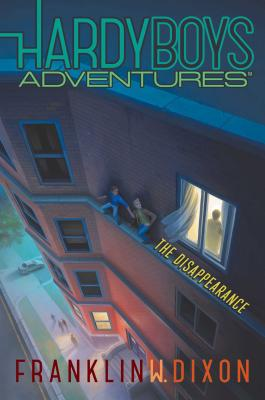 The Disappearance (Hardy Boys Adventures #18) Cover Image