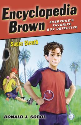 Encyclopedia Brown, Super Sleuth Cover Image