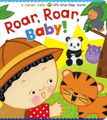 Roar, Roar, Baby! Cover