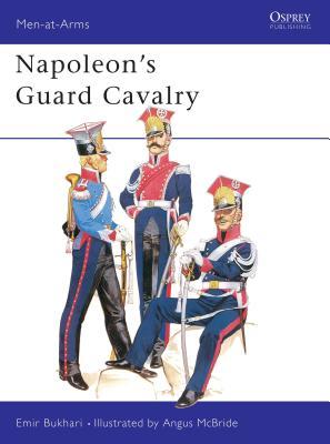 Napoleon's Guard Cavalry Cover