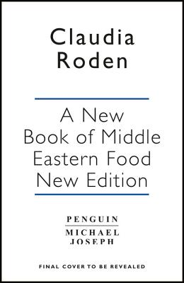 A New Book of Middle Eastern Food Cover Image