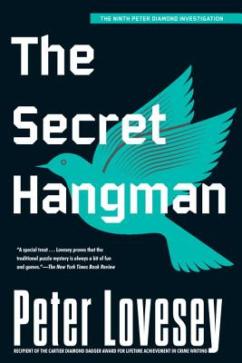 The Secret Hangman (A Detective Peter Diamond Mystery #9) Cover Image