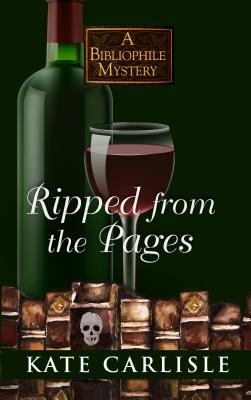 Ripped from the Pages (Bibliophile Mysteries) Cover Image