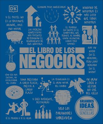El libro de los negocios (Big Ideas) Cover Image