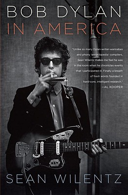 Bob Dylan In America Cover