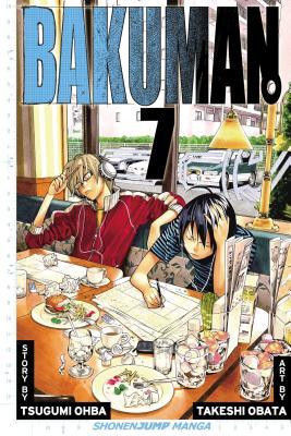 Bakuman., Vol. 7 Cover